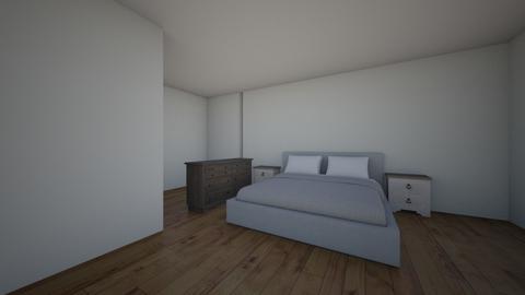 Above Garage Master - Modern - Bathroom - by romxrf