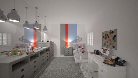 SINCLAIR - Minimal - Bedroom - by DMLights-user-1593471