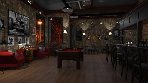 Pub bar - by Roberta Coelho