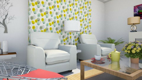 Living Room - Modern - by JeSilva