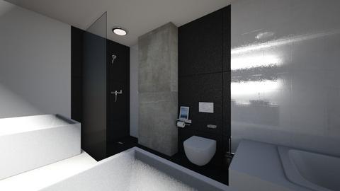bathroom1 - Bathroom - by TrishiaStar