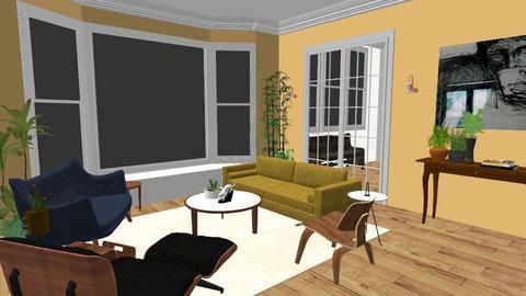 Rebeccas Solarium - Living room - by Tabitha Knight