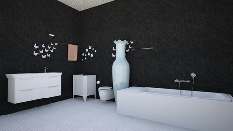 Relaxing bathroom  - Bathroom - by MeMe_13