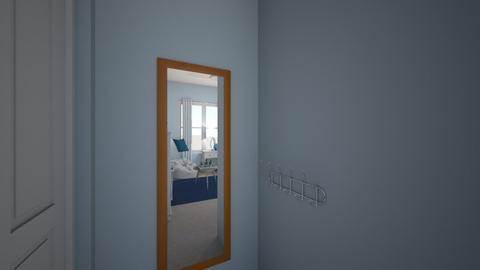 LT bedroom - Bedroom - by Linde Hubbard