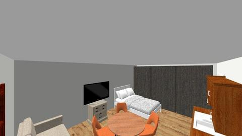 Prb001 - Modern - Living room - by kaprosk
