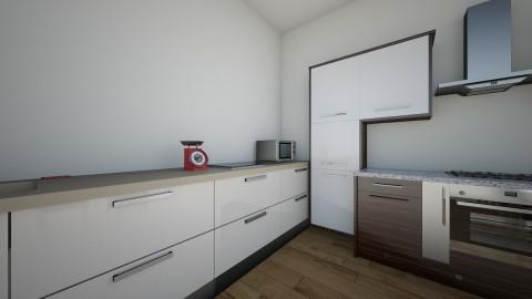 cdddd - Glamour - Kitchen - by hramir06