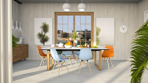 Madsen Fresh - Dining room - by Vie Confortable