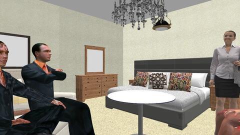 chambre - by djamy ferrah