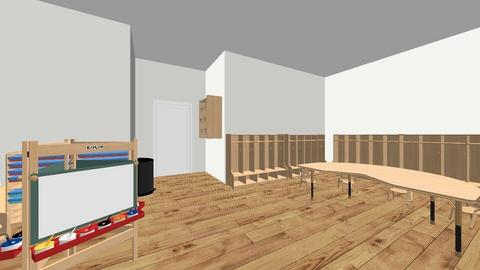 4 Year Old Classroom - Kids room - by FHHCFBWRUFZFTJYDNDXVTGTUAQRYMLD