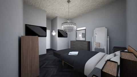 Cavon Brewer HouseProject - Classic - Bedroom - by cbthe3