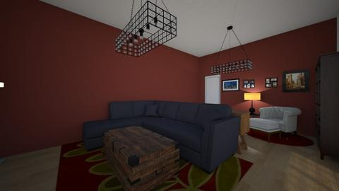 new living room - by jess_willis8