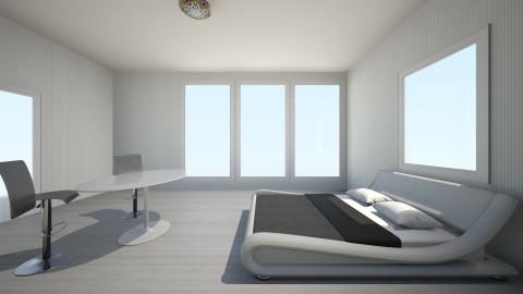 New time - Bedroom - by varvaracool