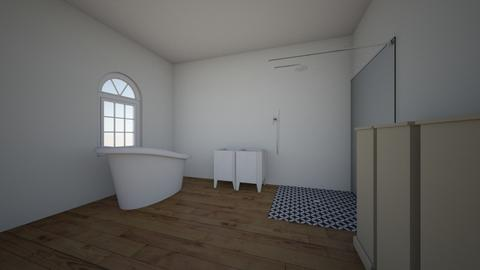 Upstairs master bath - Bathroom - by montal1sz