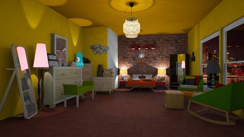 Girly room - Bedroom - by Ha Yat Oua Mane