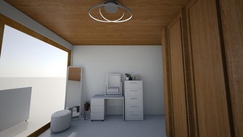 selina zimmer - Bedroom - by erbsf