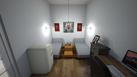 Tuinhuisje 4 - Bedroom - by rubenvegte1392