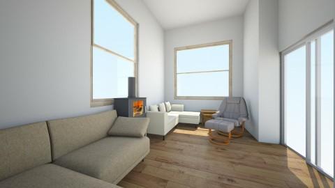 backroom 3 - Vintage - Living room - by MariaHancock