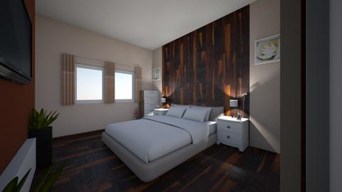 Mi haloszobank - Modern - Bedroom - by nono84