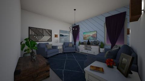 ashley - Living room - by Maddie0712