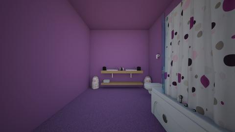 Kids Bathroom  - Bathroom - by Jordin12