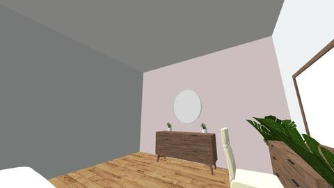 Modern Bedroom  - Modern - Bedroom - by CheyDesigns