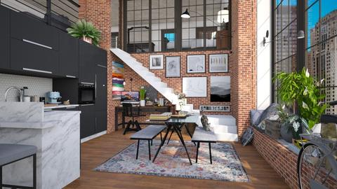 Loft Apartment - by rachaelphillips636