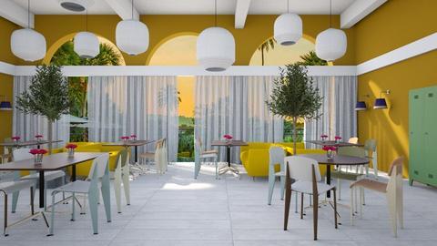 Larcos Restaurant - Modern - by 3rdfloor