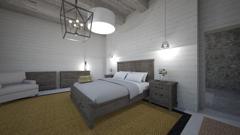 Beach hotel - Bedroom - by Sadiesct