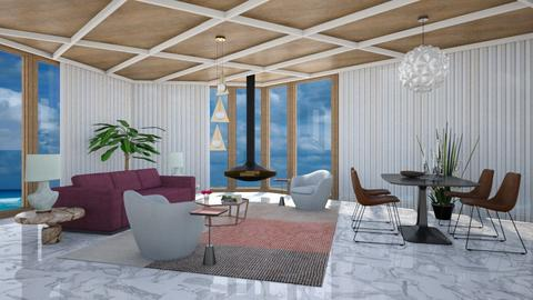 Miami Living - Modern - Living room - by 3rdfloor