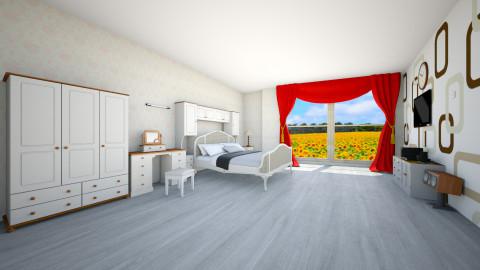 newbedroom - by fenny tan