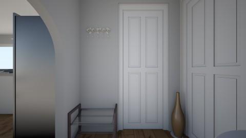 My dream home 4hall2 - Modern - by aleksandra8
