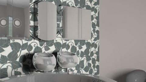 bnn - Rustic - Bathroom - by shasha1997