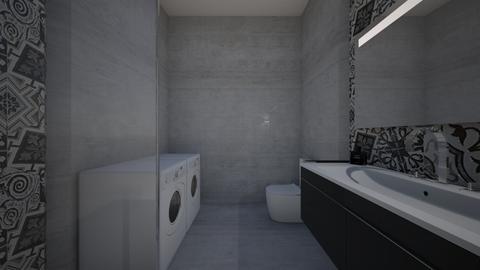 Fotoula - Bathroom - by lamproula