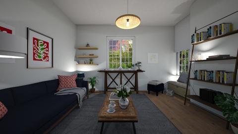nook - Living room - by SofiaMa