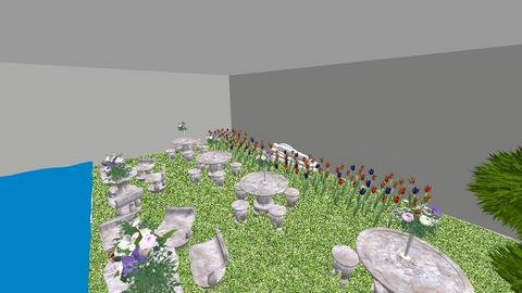 sweet wedding - Garden - by Galaxy Ruler
