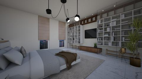 bed 2 - Bedroom - by fatimahasna