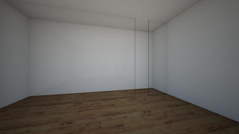 Loft - Living room - by analauraylu