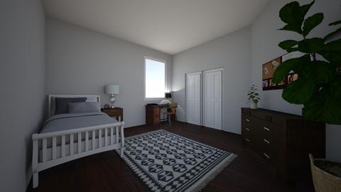 Hannah room - by Sydneykate
