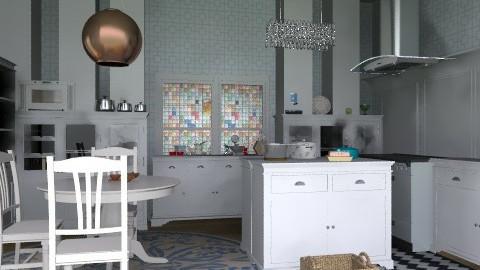 C.K. - Country - Kitchen - by milyca8