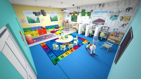 Carise Class room - by carisema