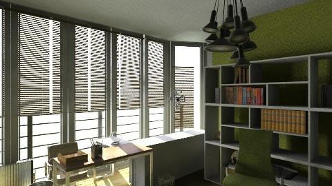 asa5 - Office - by farhad