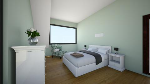 Upstairs2 - Bedroom - by eestee