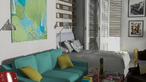 TTK-bedroom2 - Bedroom - by rob_b