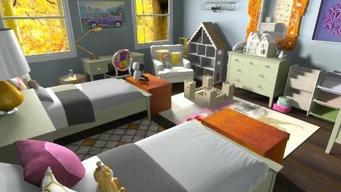 Kids' Room - Eclectic - Kids room - by lauren_murphy