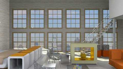 minimalist - Minimal - Bedroom - by Ariadne491