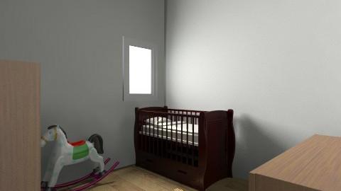 Jack - Minimal - Kids room - by carolkuhn