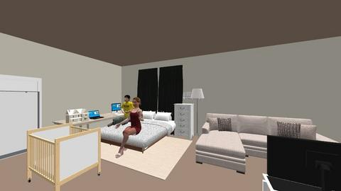 Dream house - Minimal - Office - by wangchao777