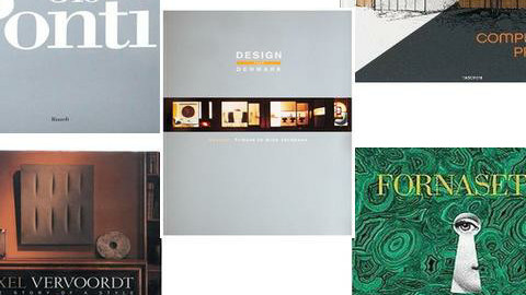 Book list for the design lover - by Mieke ten Have