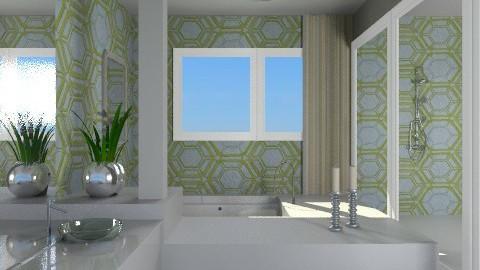 Treasures - Modern - Bathroom - by channing4