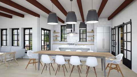 kitchen - by Connie Davis